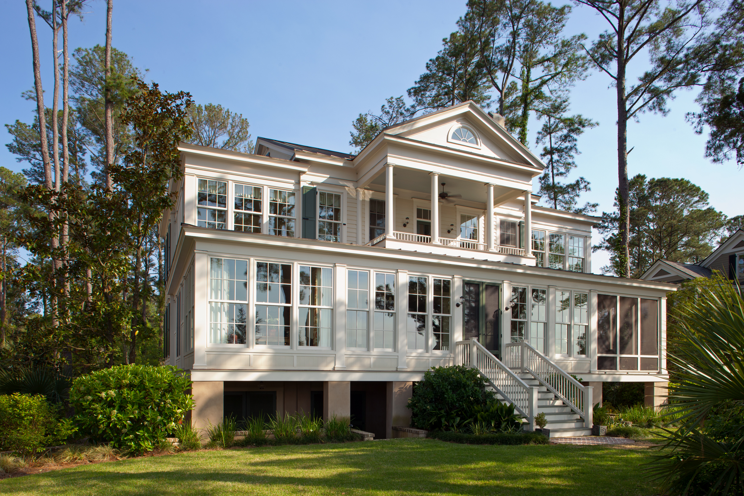 Beaufort Sc Waterfront Homes For Sale Real Estate Spring Island